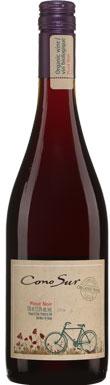 Cono Sur, Organic Pinot Noir, Colchagua Valley, Chile, 2018