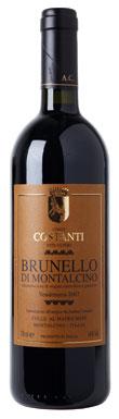 Conti Costanti, Brunello di Montalcino, Tuscany, Italy, 2007