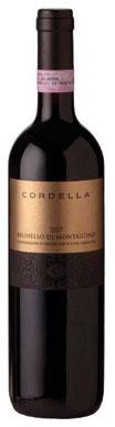 Cordella, Brunello di Montalcino, Tuscany, Italy, 2007