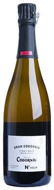 Codorníu, Gran Cordorníu Gran Reserva Chardonnay, Cava, 2009