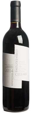 Cornerstone Cellars, Napa Valley, Benchlands Cabernet