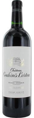 Château Couhins-Lurton, Pessac-Léognan, Bordeaux, 2016