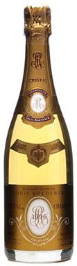 Louis Roederer, Cristal (Magnum), Champagne, France, 1996