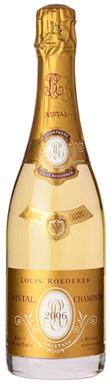 Louis Roederer, Cristal, Champagne, France, 2006