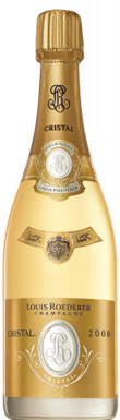 Louis Roederer, Cristal, Champagne, France, 2008