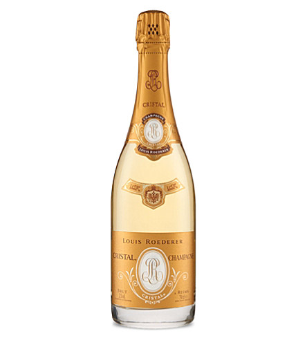 Louis Roederer, Cristal, Reims, Champagne, France, 2000