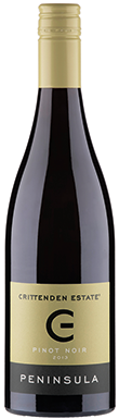 Crittenden Estate, Pinot Noir, Mornington Peninsula, 2013
