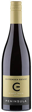 Crittenden Estate, Pinot Noir, Mornington Peninsula, 2016