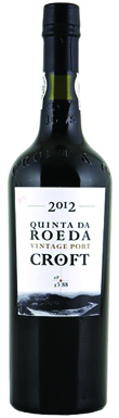 Croft, Port, Quinta da Roeda, Douro, Portugal, 2012