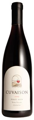 Cuvaison, Pinot Noir, Napa Valley, Los Carneros, 2009