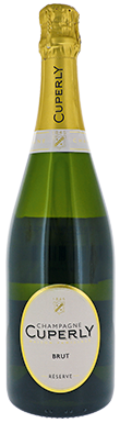 Cuperly, Réserve Brut, Champagne, France