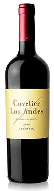 Cuvelier Los Andes, Grand Vin, Uco Valley, Mendoza, 2017