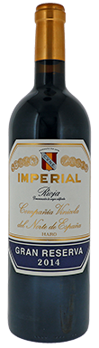 CVNE, Imperial Gran Reserva, Rioja, Alta, 2014