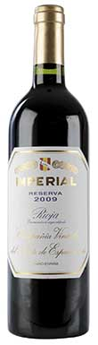 CVNE, Reserva, Imperial, Rioja, Mainland Spain, Spain, 2009