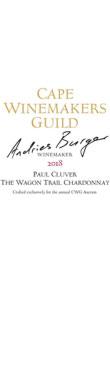 Paul Cluver, The Wagon Trail Chardonnay, Elgin, 2018