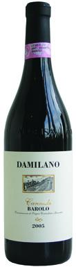Damilano, Cannubi, Barolo, Barolo, Piedmont, Italy, 2005