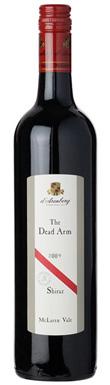 d'Arenberg, The Dead Arm Shiraz, McLaren Vale, 2009