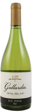 De Martino, Gallardía Old Vine White, Itata Valley, 2016