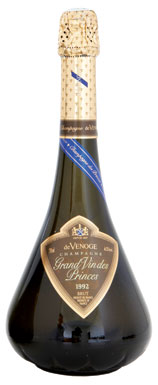 De Venoge, Grand Vin des Princes, Champagne, France, 1992