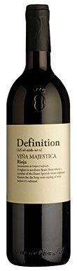 Definition, Reserva, Rioja, Mainland Spain, Spain, 2009