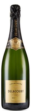 Delacourt, Brut, Champagne, France, 2004