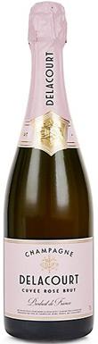 Delacourt, Cuvée Rosé, Champagne, France