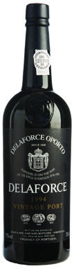 Delaforce, Port, Douro, Portugal, 1994