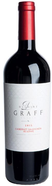 Delaire Graff, Reserve Cabernet Sauvignon, 2015