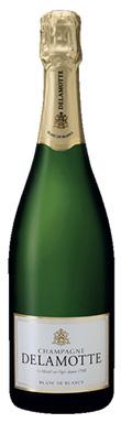 Delamotte, Blanc De Blancs Brut (Magnum), Champagne, France