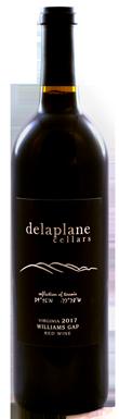 Delaplane Cellars, Williams Gap, Virginia, USA, 2017