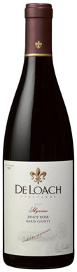 DeLoach, North Coast, Stubbs Vineyard Pinot Noir, 2009