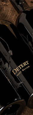 Detert Family Vineyards, Cabernet Franc East Block, Napa