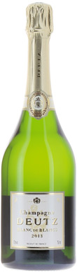 Deutz, Blanc de Blancs, Champagne, France, 2013