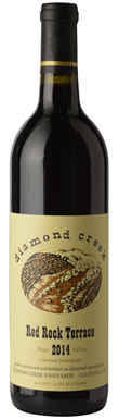 Diamond Creek, Red Rock Terrace, Napa Valley, Diamond