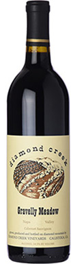 Diamond Creek, Gravelly Meadow Cabernet Sauvignon, Napa