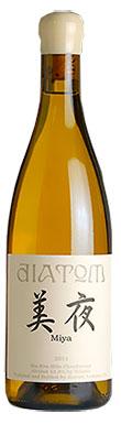 Diatom, Miya Chardonnay, Santa Barbara County, Santa Rita