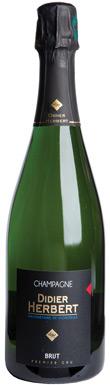 Didier Herbert, Brut 1er Cru, Champagne, France