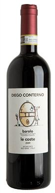Diego Conterno, Le Coste, Barolo, Monforte d'Alba, 2009
