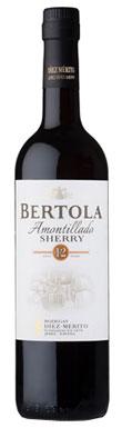 Diez Mérito, Bertola Amontillado, Amontillado, Jerez, Spain