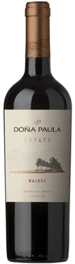 Doña Paula, Estate Malbec, Uco Valley, Gualtallary, 2017