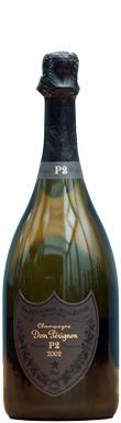 Dom Pérignon, P2, Champagne, France, 2002