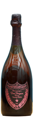 Dom Pérignon, Rosé, Champagne, France, 2004