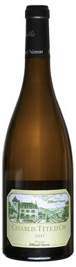 Domaine Billaud-Simon, Tête d'Or, Chablis, Burgundy, 2017