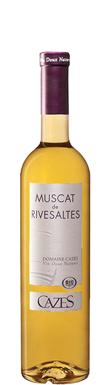 Domaine Cazes, Muscat de Rivesaltes, Rivesaltes, 1999