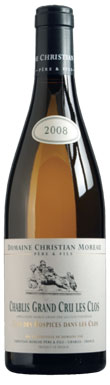 Domaine Christian Moreau, Chablis, Burgundy, France, 2008