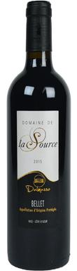 Domaine de la Source, Rouge, Bellet, Provence, France, 2015
