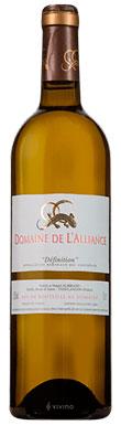 Domaine de L'Alliance, Definition, Bordeaux Blanc, 2019