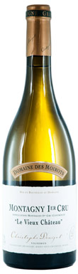 Domaine des Moirots, Montagny, 1er Cru Le Vieux Château