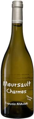 Domaine François Mikulski, Vieilles Vignes, Meursault, 1er
