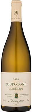 Domaine Jomain, Chardonnay, Bourgogne, Burgundy, 2014